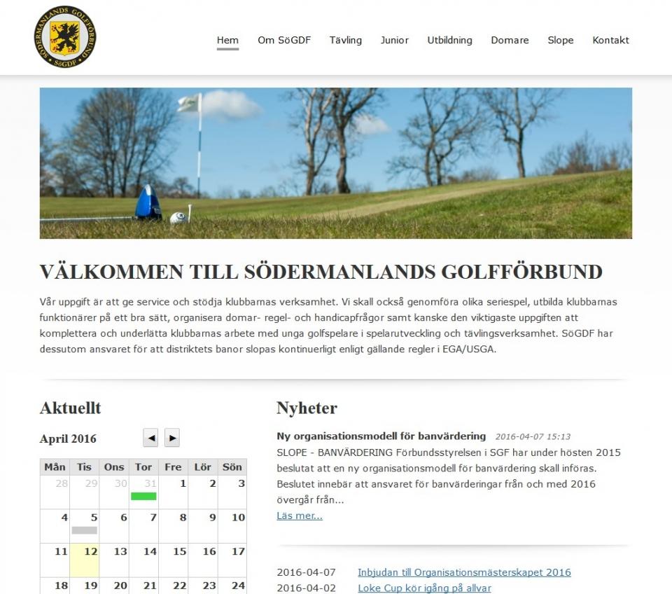 Sörmlands Golfförbund